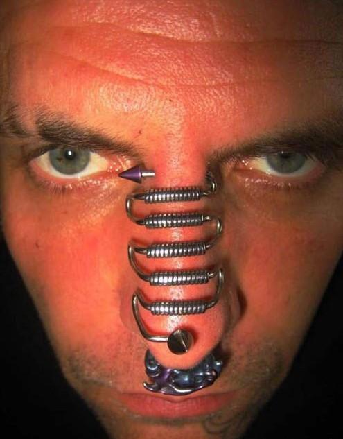 Как сделать пирсинг носа в домашних условиях - wikiHow